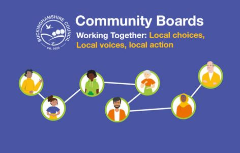 Be a part of change in your local community